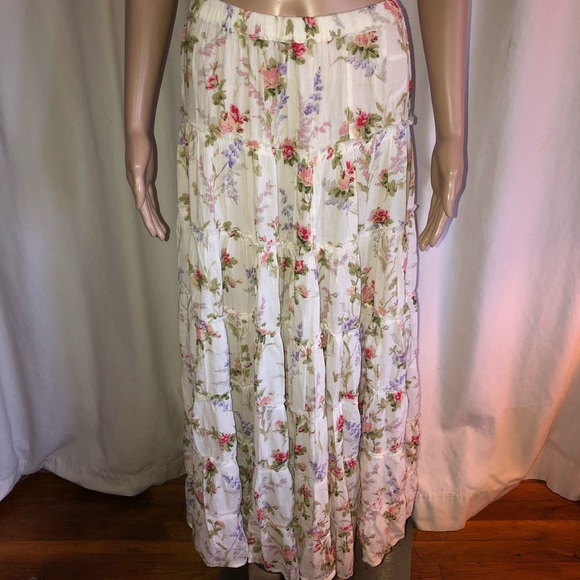 9911570e29 Denim & Supply Ralph Lauren Dresses & Skirts - Ralph Lauren floral print maxi  skirt